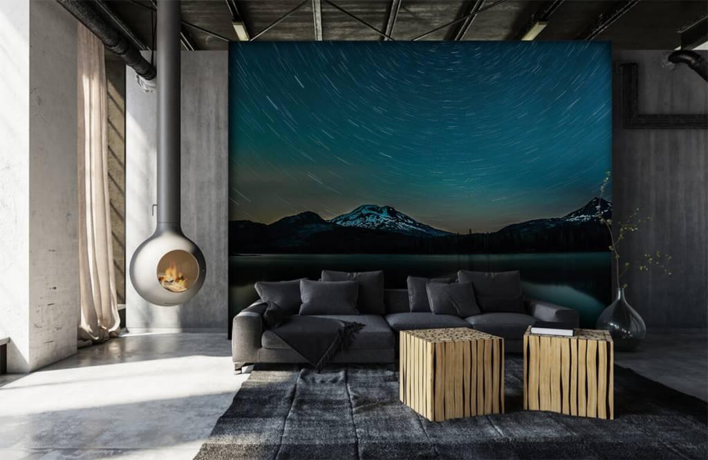 Noorderlicht - Donkere sterrenhemel - Slaapkamer 6