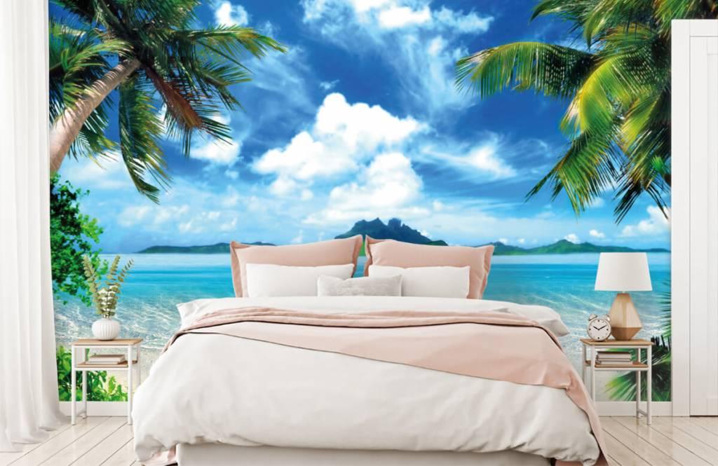 Palmbomen - Eiland - Slaapkamer 3