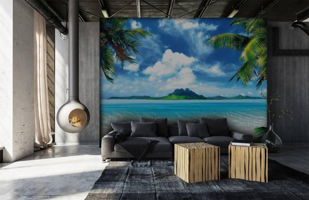 Palmbomen - Eiland - Slaapkamer 6
