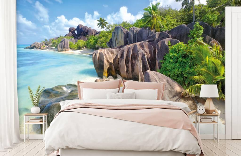 Zeeën en Oceanen - Exotisch strand - Slaapkamer 2