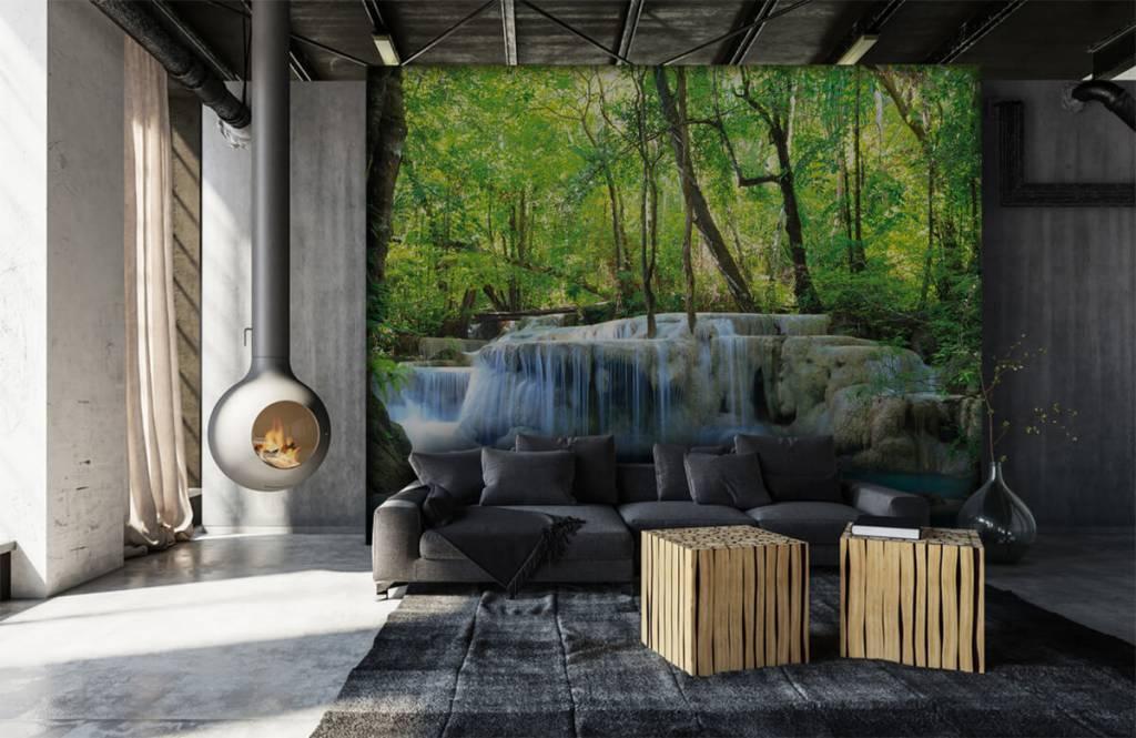 Watervallen - Exotische waterval - Slaapkamer 7