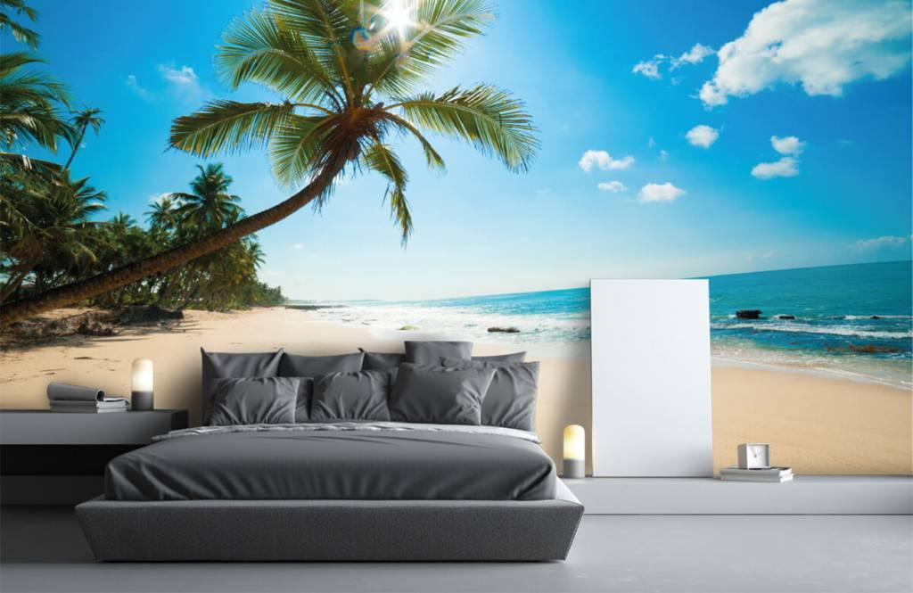 Palmbomen - Grote palmboom - Slaapkamer 3
