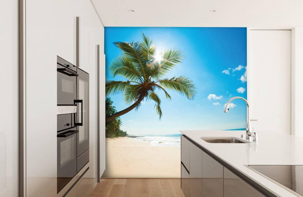 Palmbomen - Grote palmboom - Slaapkamer 4