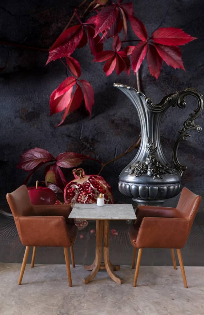 Overige - Kan rode wijn en rood fruit - Keuken 1