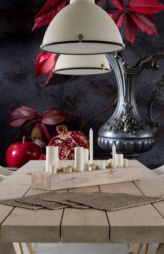 Overige - Kan rode wijn en rood fruit - Keuken 4