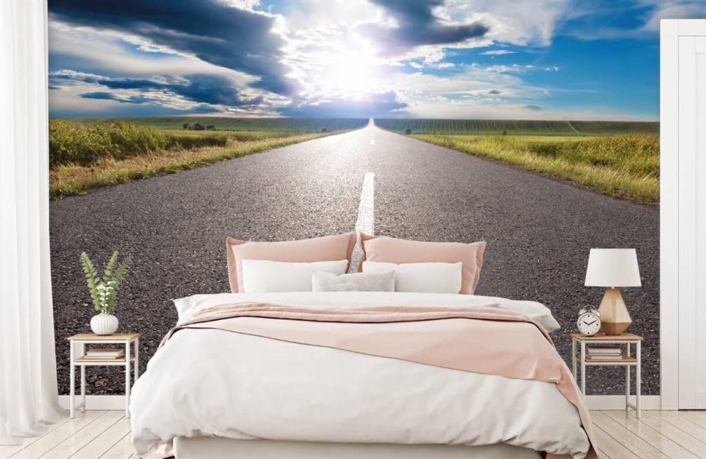Wegen & Straten - Oneindige weg - Slaapkamer 2