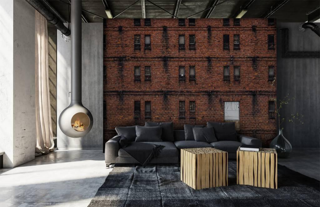 Gebouwen - Oud fabriekspand - Hobbykamer 6