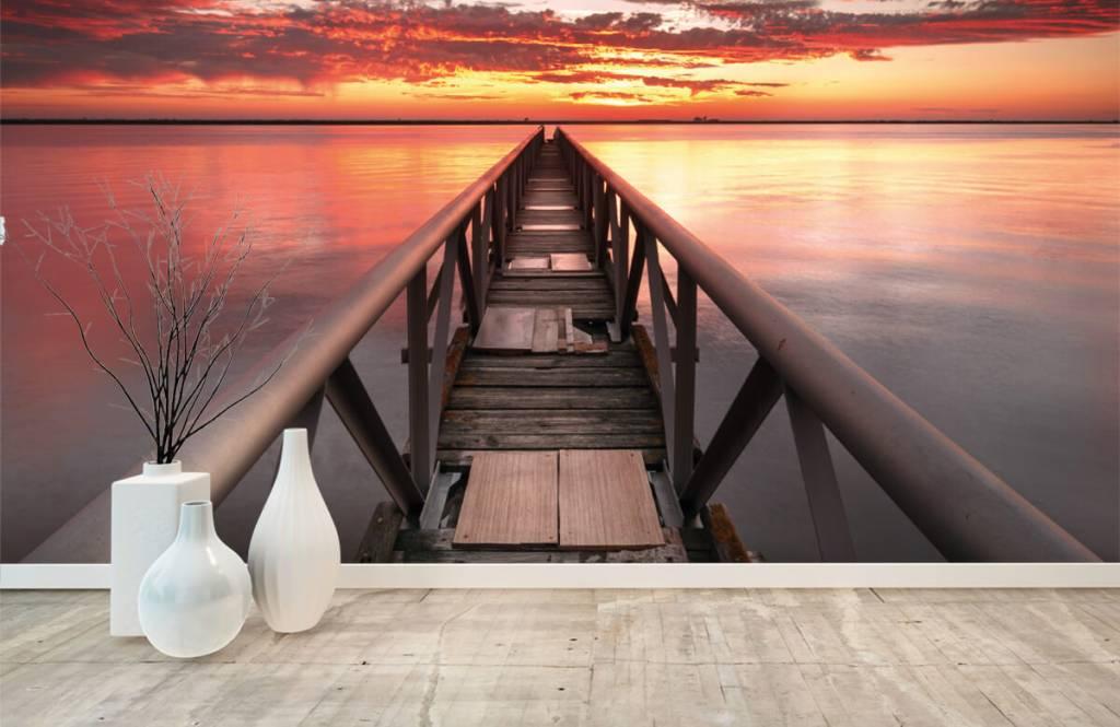 Meertjes en Wateren - Oude pier - Kantine 8