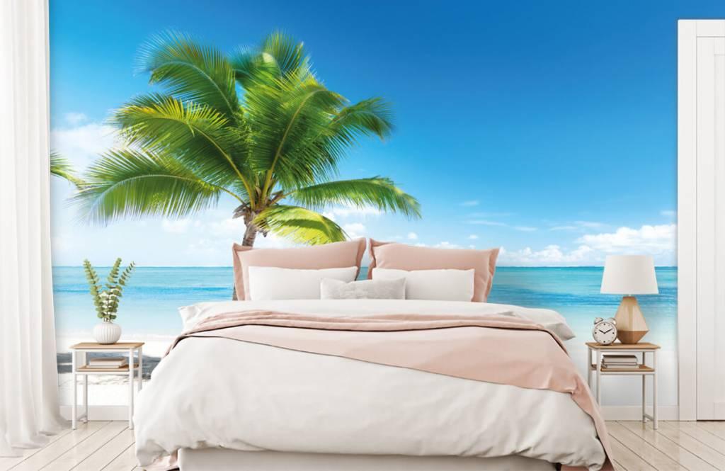 Palmbomen - Palmboom - Slaapkamer 2