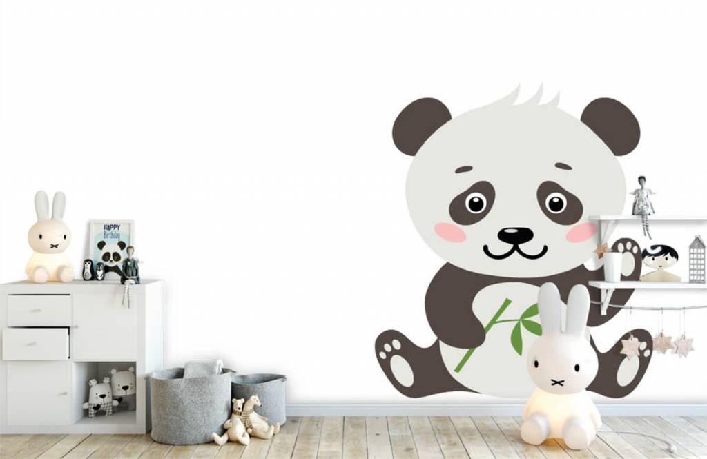 Overige - Pandabeer - Babykamer 1