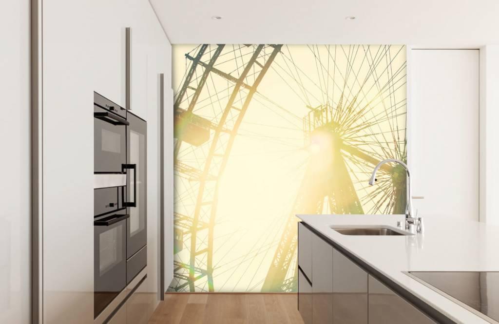 Architectuur - Reuzenrad - Slaapkamer 3