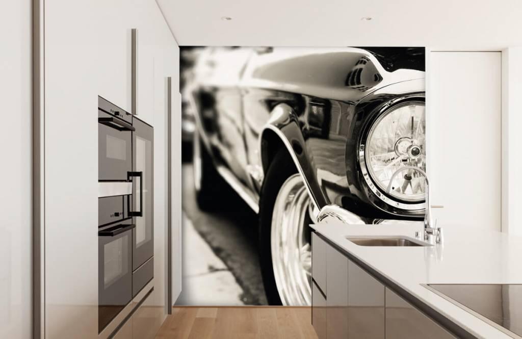 Transport - Rij klassieke auto's - Slaapkamer 1