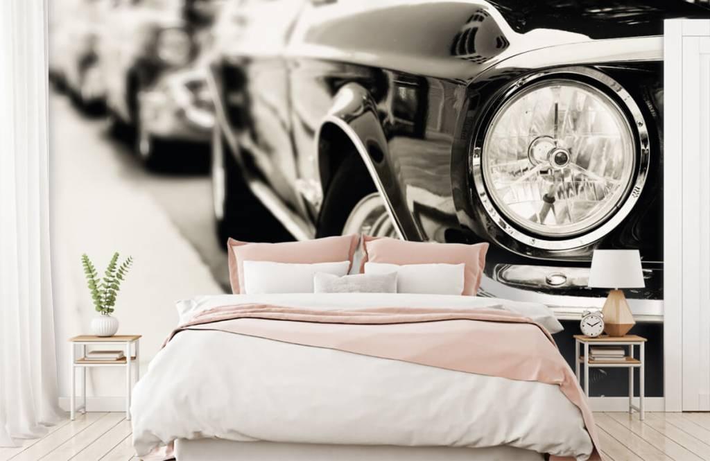 Transport - Rij klassieke auto's - Slaapkamer 2