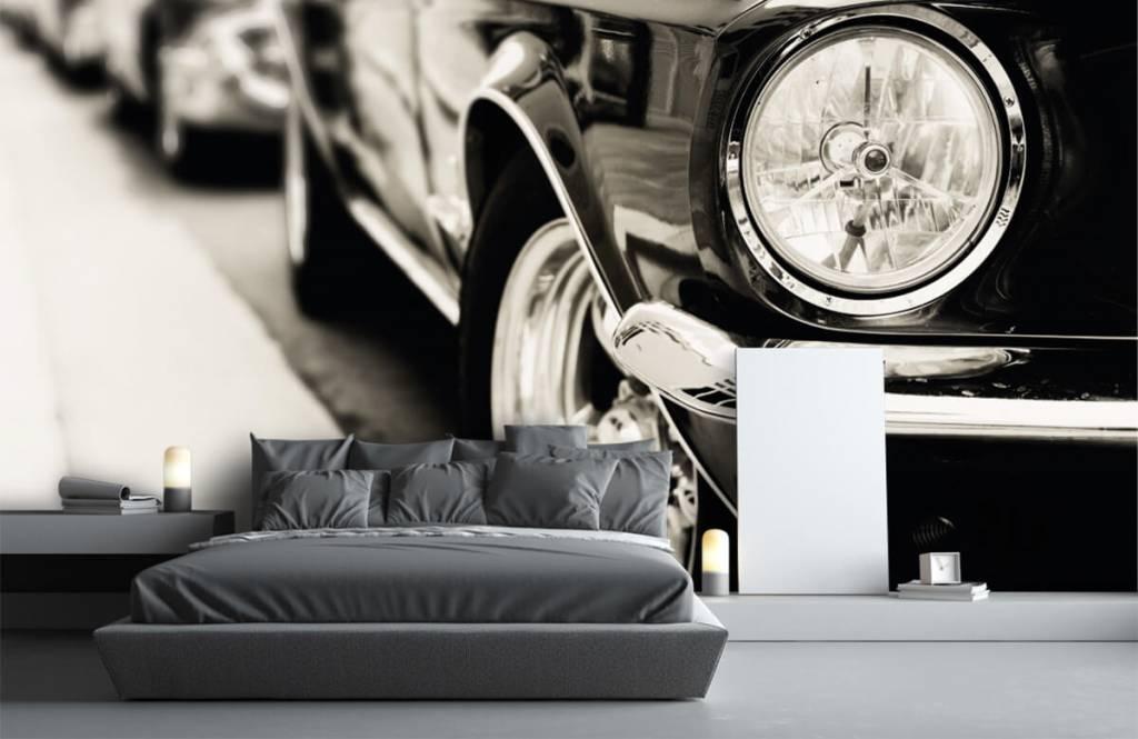 Transport - Rij klassieke auto's - Slaapkamer 3