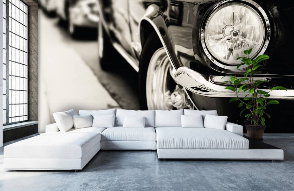 Transport - Rij klassieke auto's - Slaapkamer 5