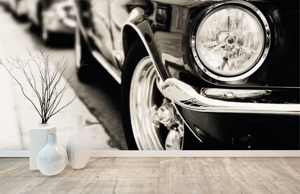 Transport - Rij klassieke auto's - Slaapkamer 8