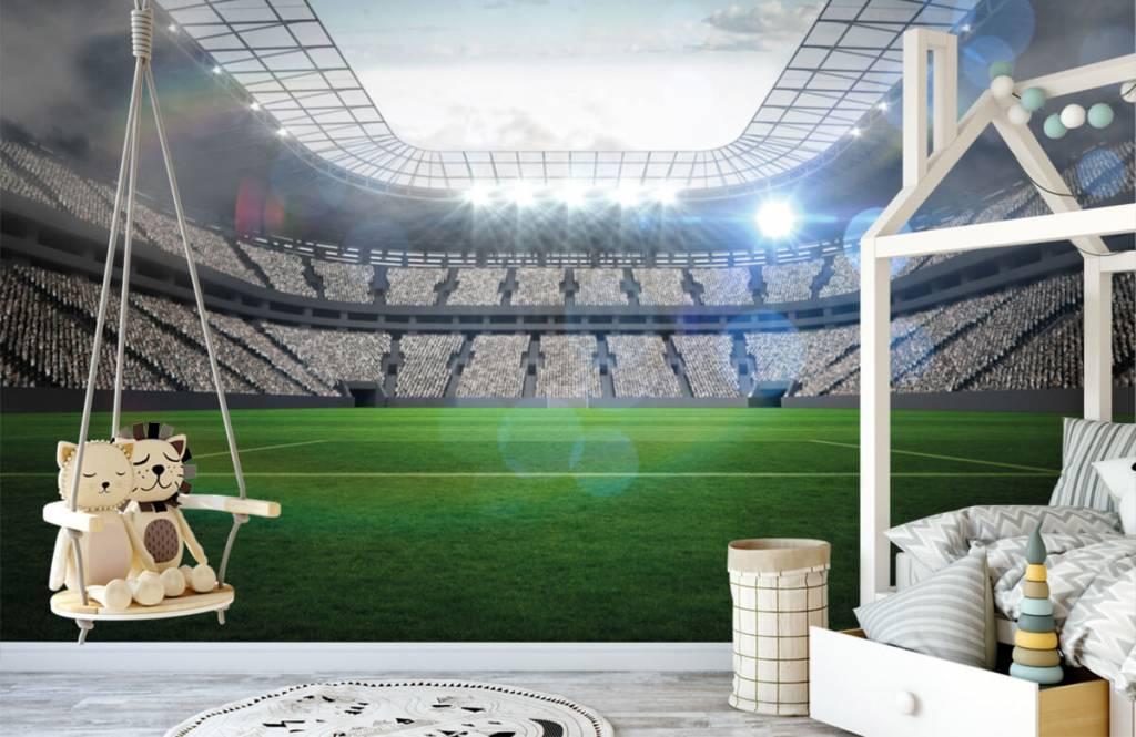 Stadions - Stadion met een open dak - Kinderkamer 1