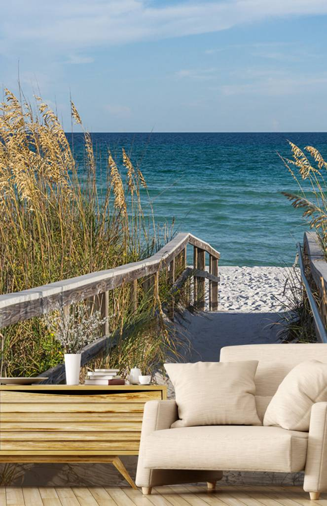 Stranden - Strandpad - Slaapkamer 2