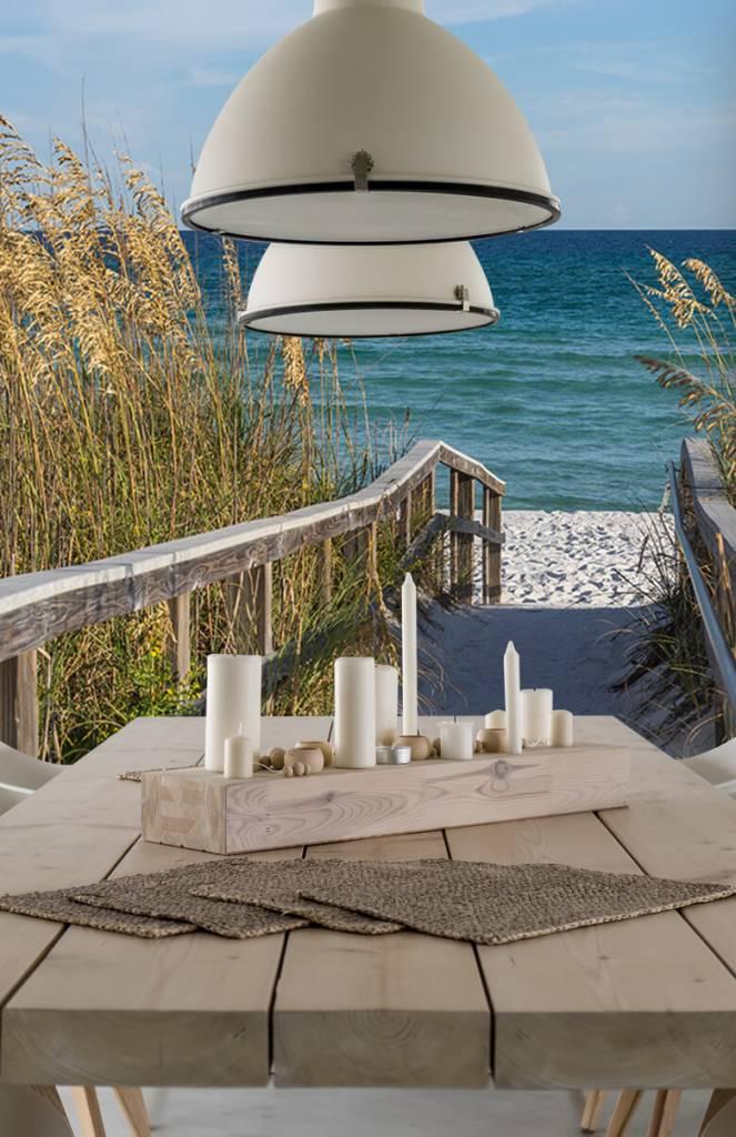 Stranden - Strandpad - Slaapkamer 4