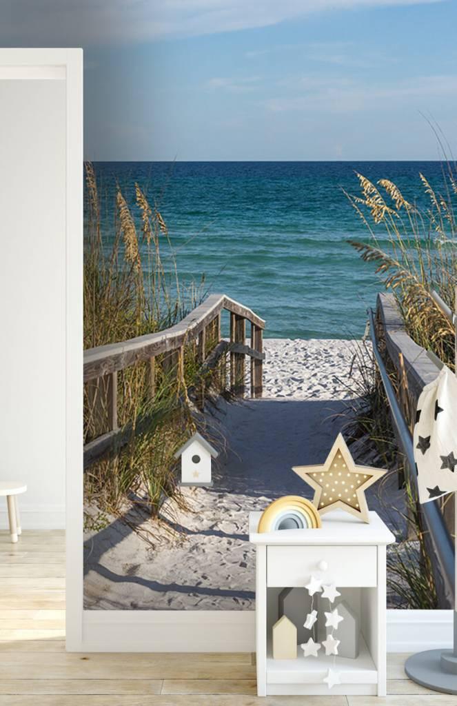Stranden - Strandpad - Slaapkamer 6