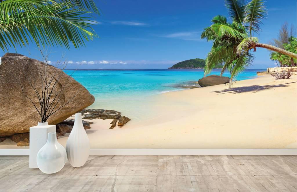 Stranden - Tropisch eiland - Hobbykamer 1