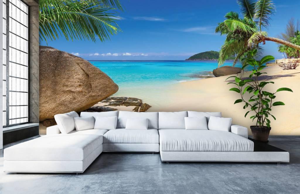 Stranden - Tropisch eiland - Hobbykamer 3