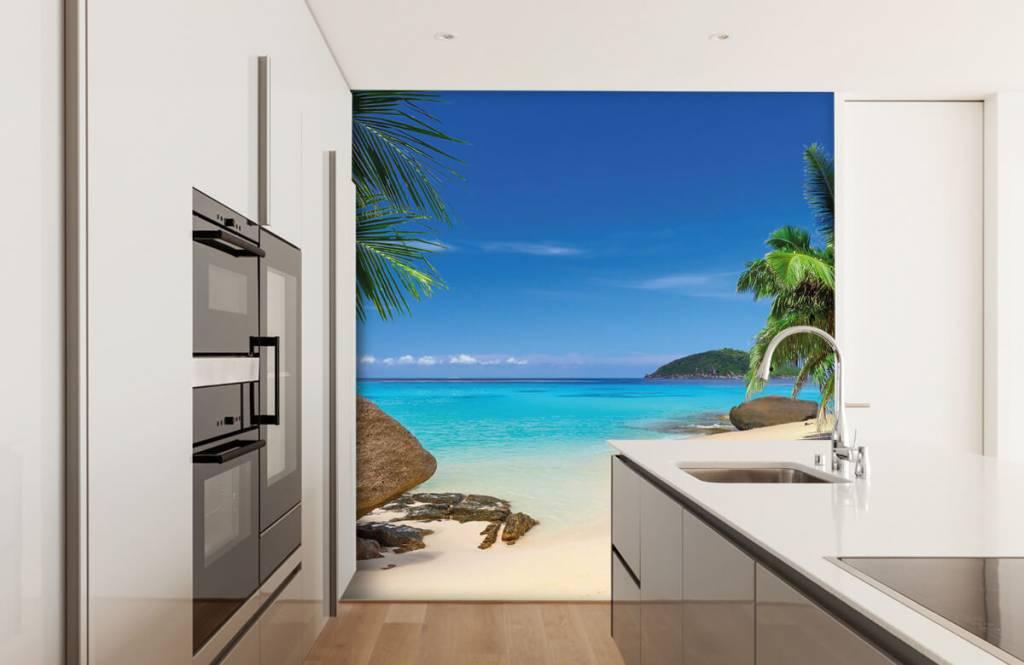 Stranden - Tropisch eiland - Hobbykamer 5