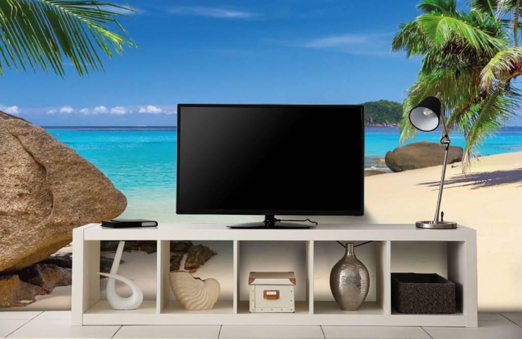 Stranden - Tropisch eiland - Hobbykamer 6