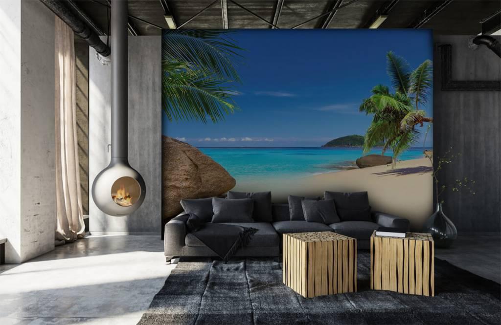 Stranden - Tropisch eiland - Hobbykamer 7