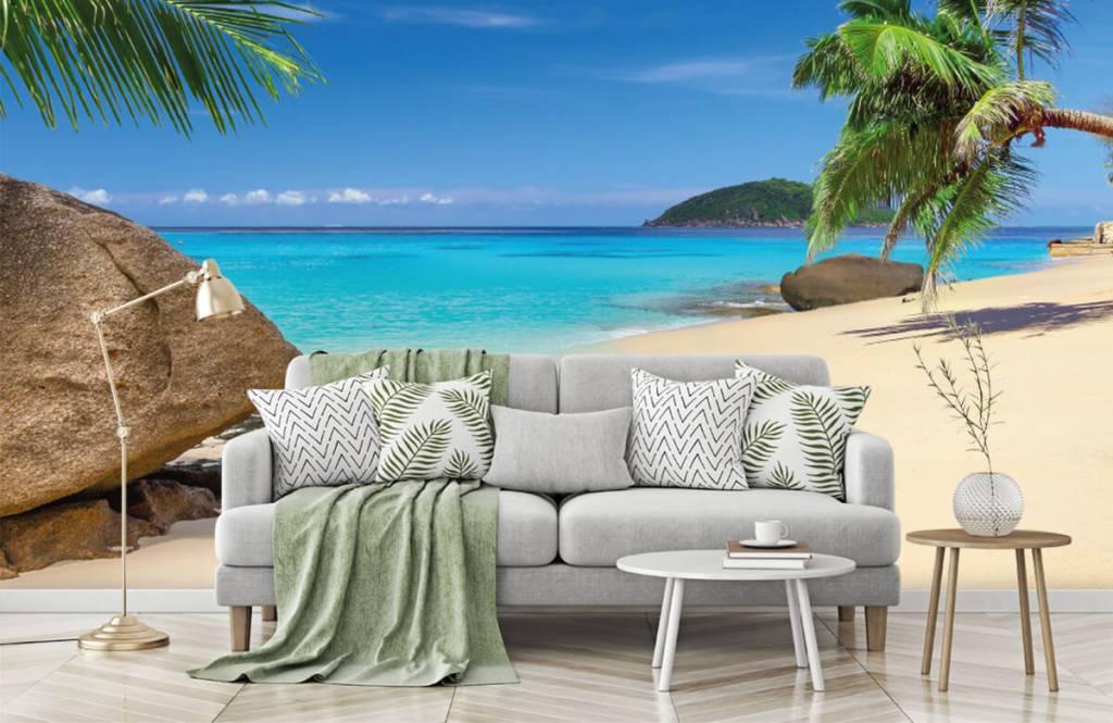 Stranden - Tropisch eiland - Hobbykamer 8