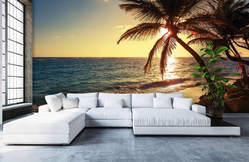 Stranden - Tropisch strand - Slaapkamer 1