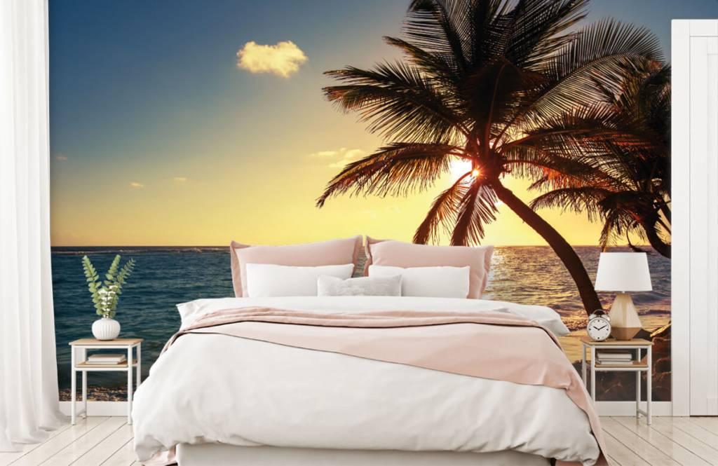 Stranden - Tropisch strand - Slaapkamer 2
