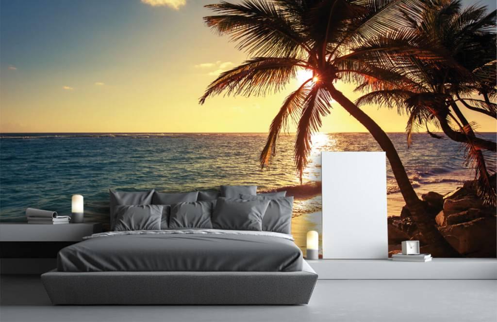 Stranden - Tropisch strand - Slaapkamer 3
