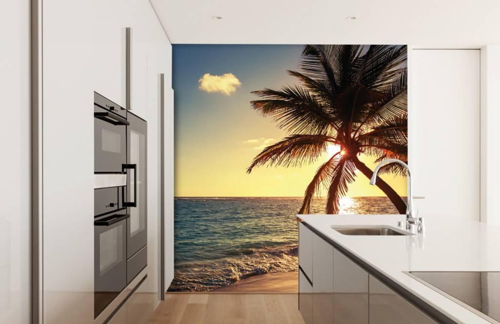 Stranden - Tropisch strand - Slaapkamer 4