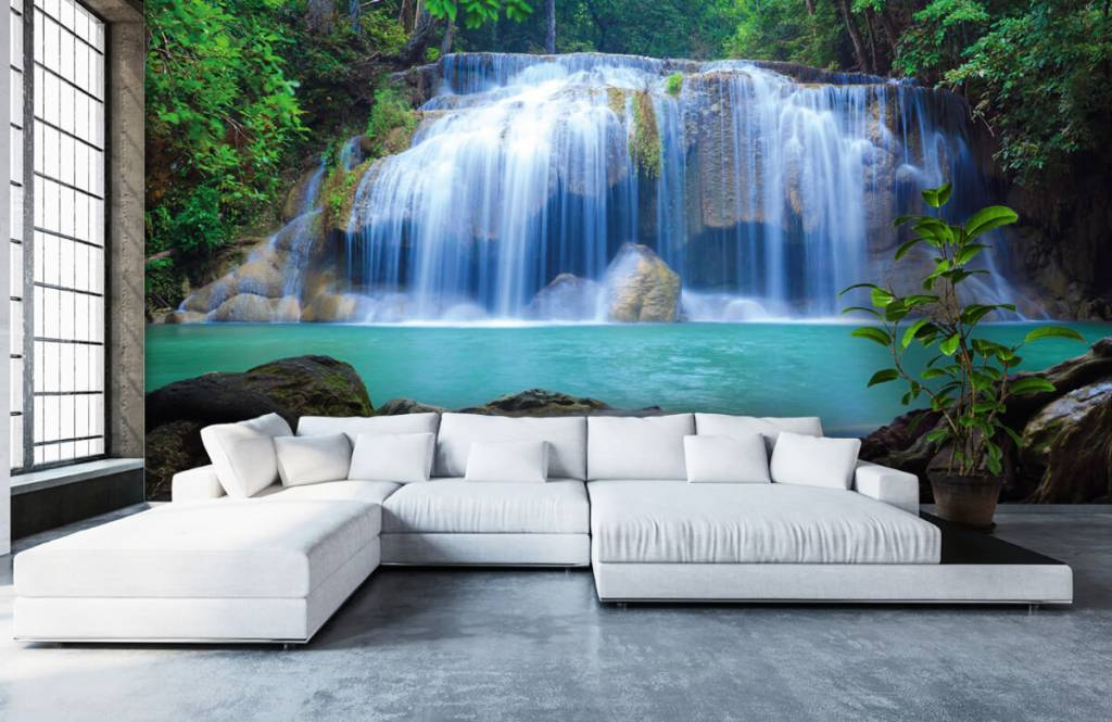 Watervallen - Verbazingwekkende waterval - Slaapkamer 1
