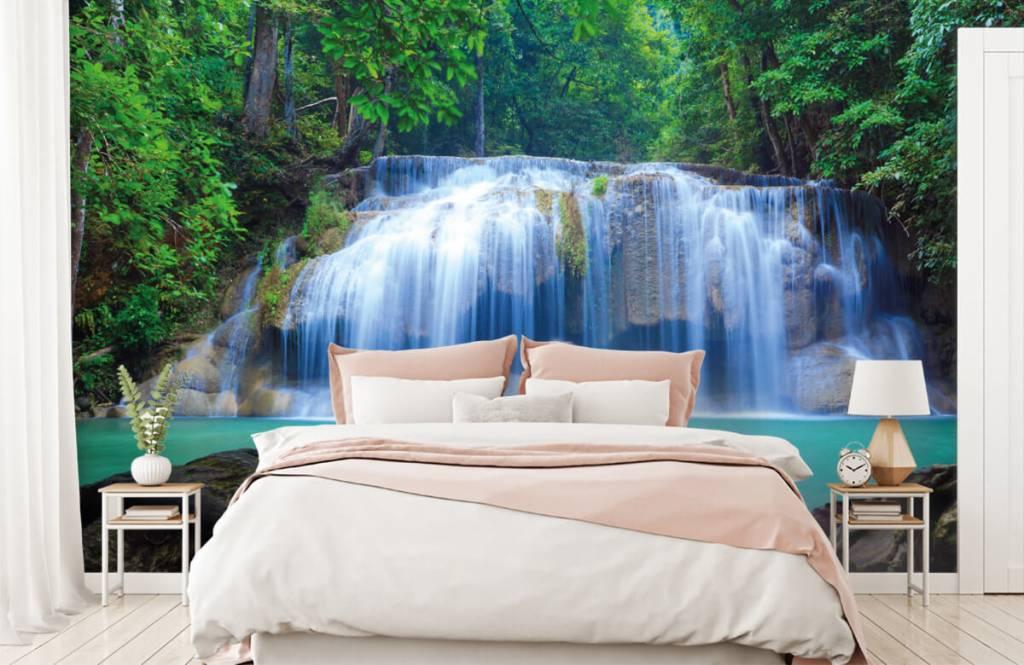 Watervallen - Verbazingwekkende waterval - Slaapkamer 2