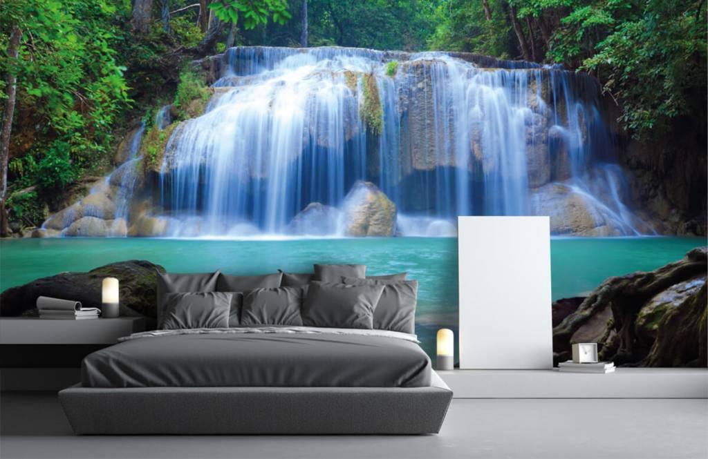Watervallen - Verbazingwekkende waterval - Slaapkamer 3