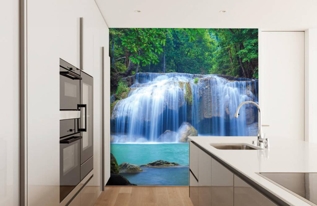 Watervallen - Verbazingwekkende waterval - Slaapkamer 4