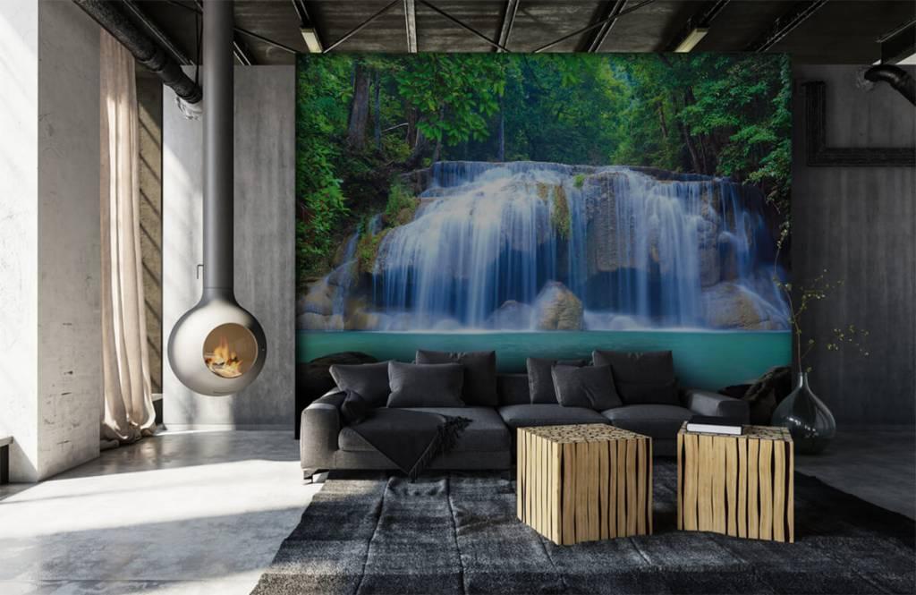 Watervallen - Verbazingwekkende waterval - Slaapkamer 6