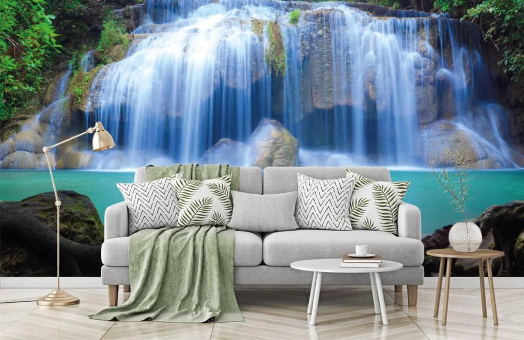 Watervallen - Verbazingwekkende waterval - Slaapkamer 7