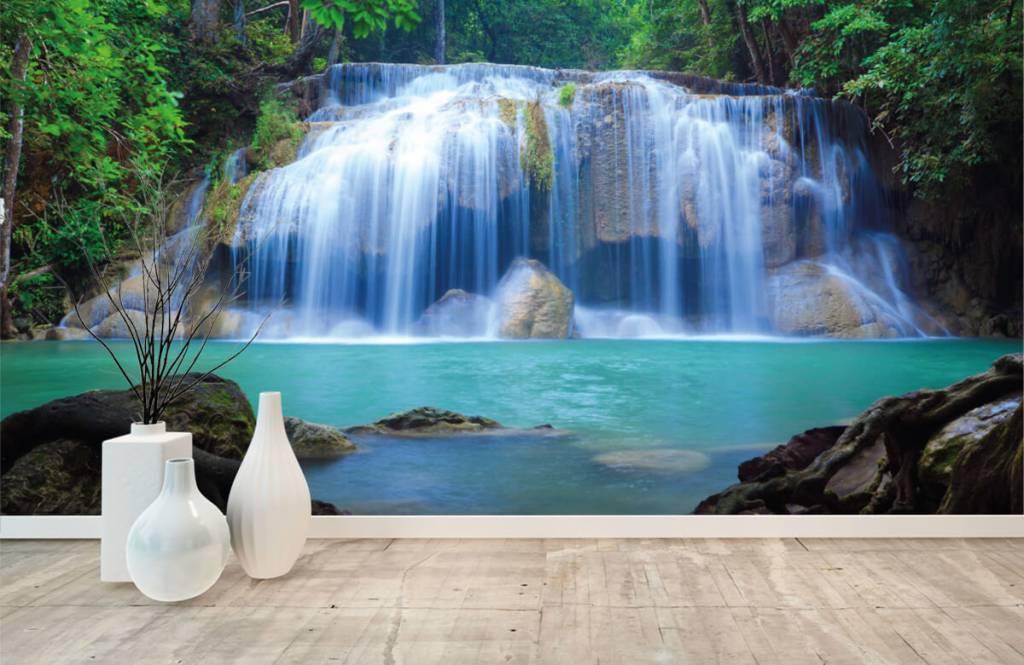 Watervallen - Verbazingwekkende waterval - Slaapkamer 8