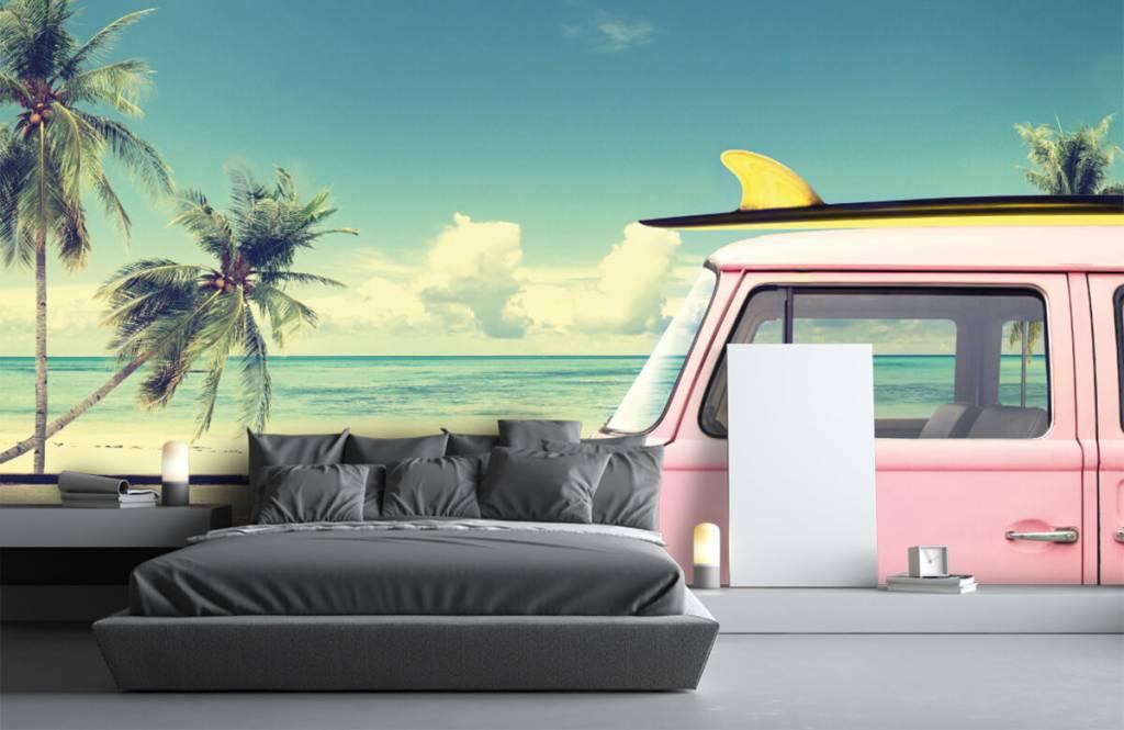 Transport - Volkswagen surf bus - Slaapkamer 3