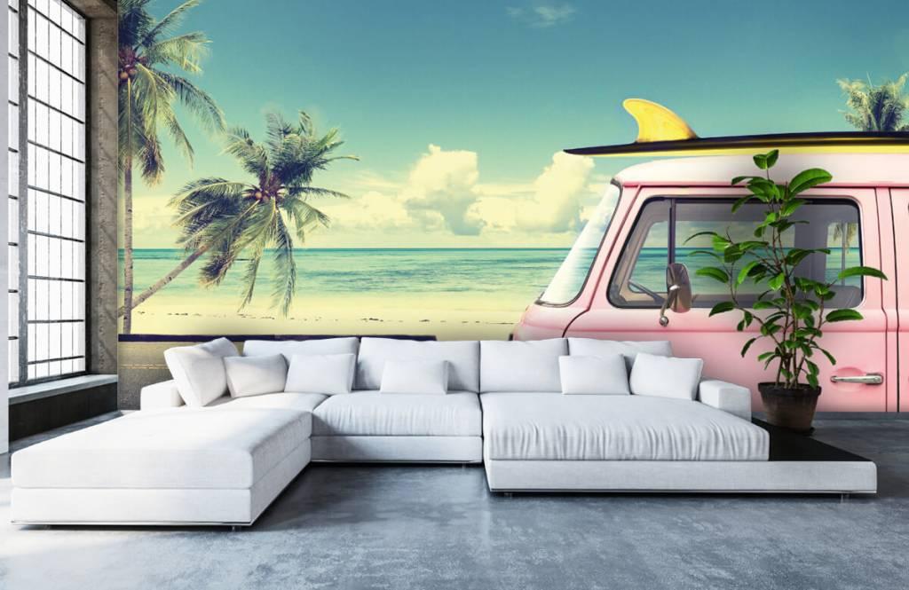 Transport - Volkswagen surf bus - Slaapkamer 6