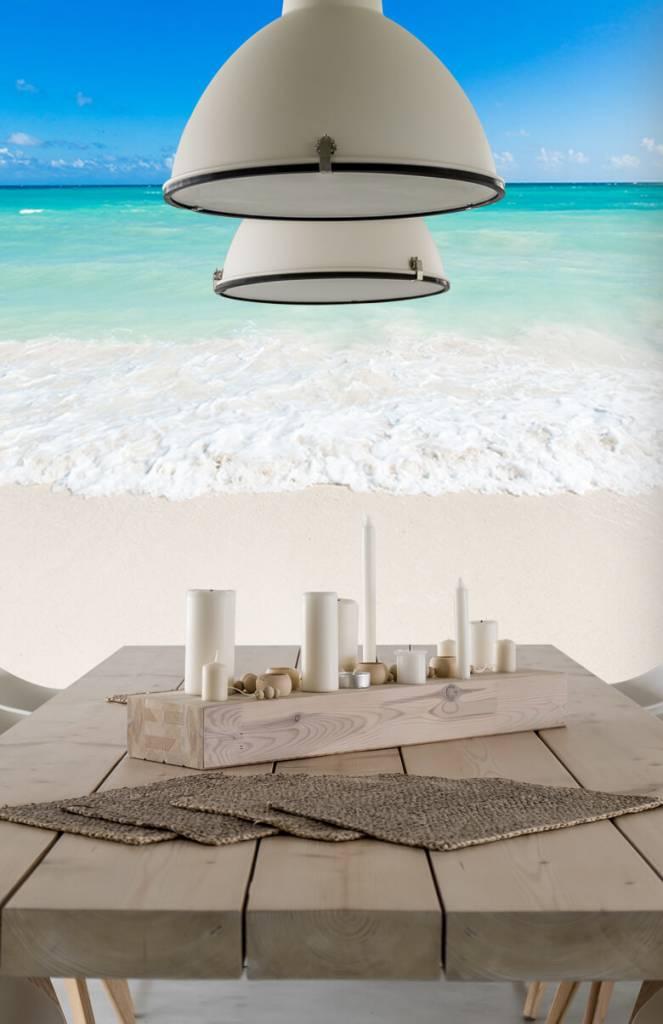 Stranden - Witte strand en golven - Slaapkamer 2