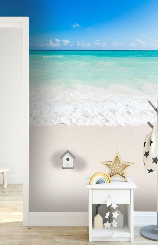 Stranden - Witte strand en golven - Slaapkamer 3