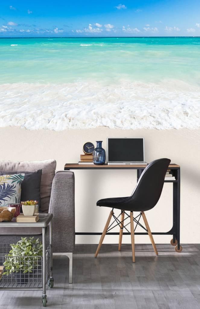 Stranden - Witte strand en golven - Slaapkamer 4