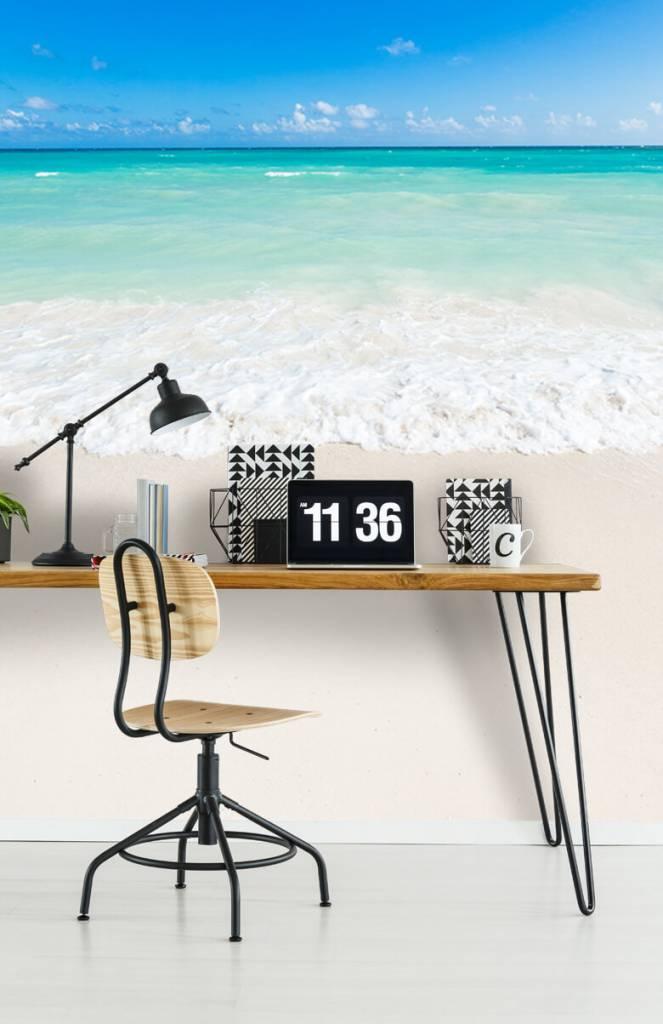 Stranden - Witte strand en golven - Slaapkamer 5