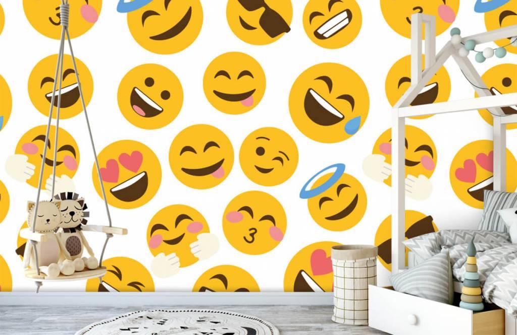 Overige - Emojis - Kinderkamer 1