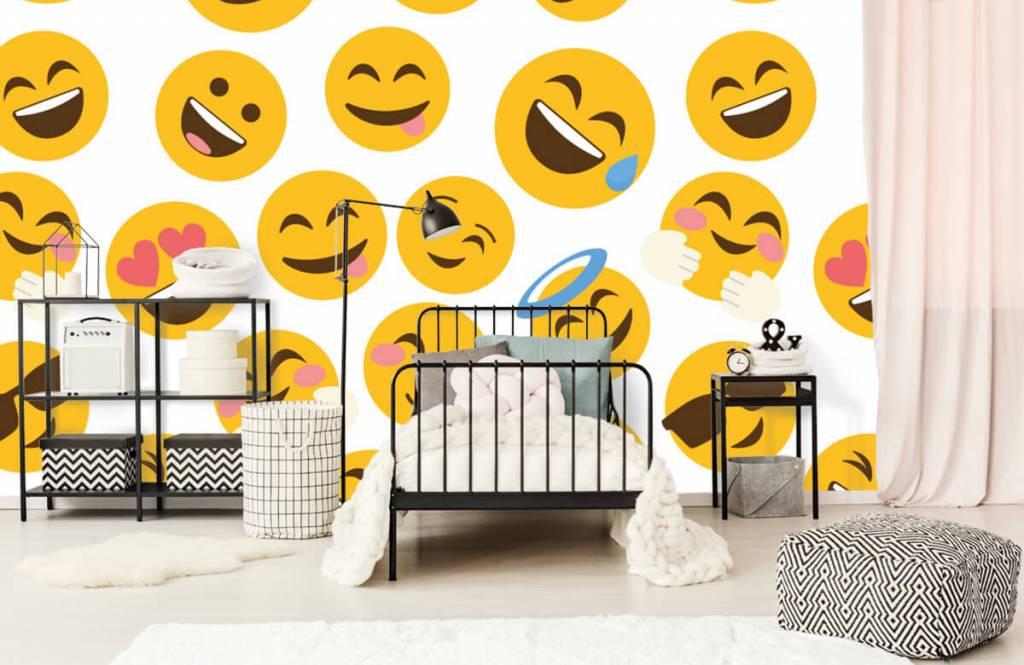 Overige - Emojis - Kinderkamer 2