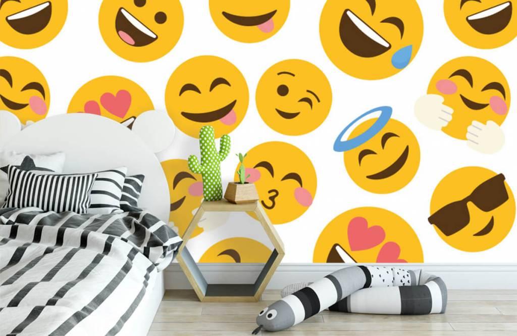 Overige - Emojis - Kinderkamer 3